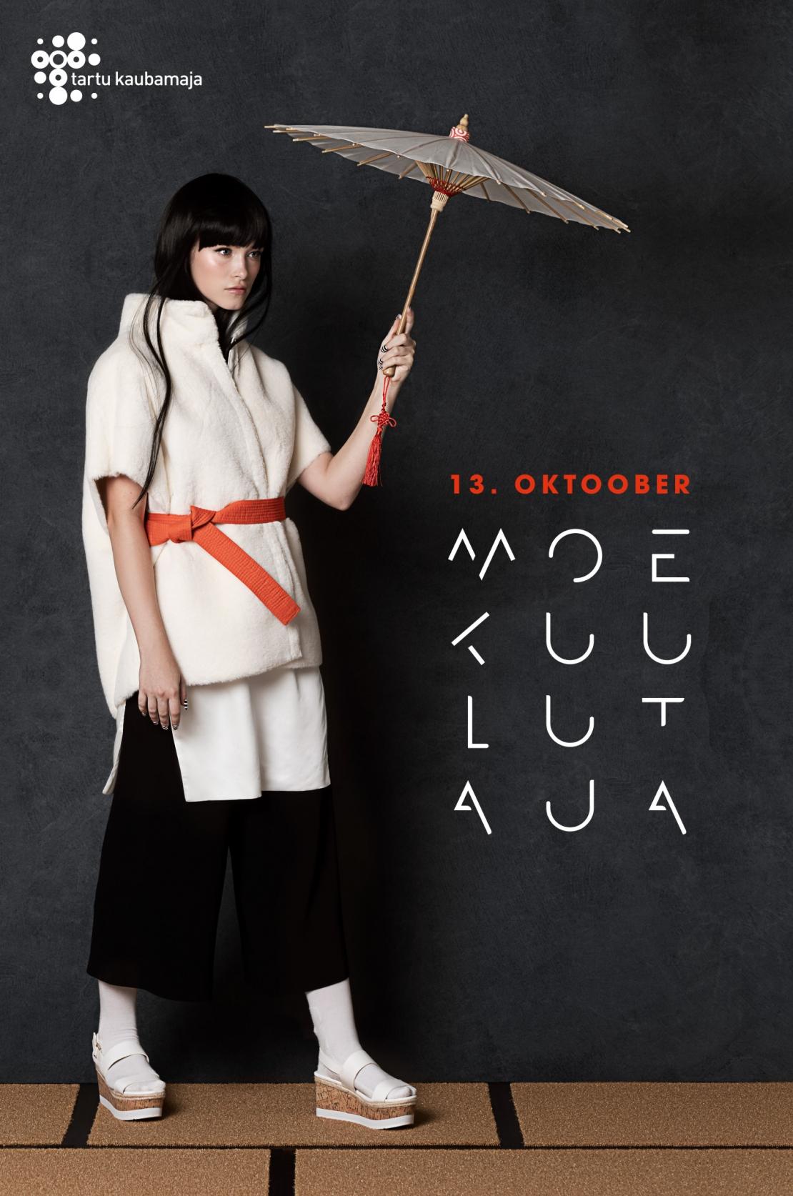 Tartu Kaubamaja – Moekuulutaja Autumn '18