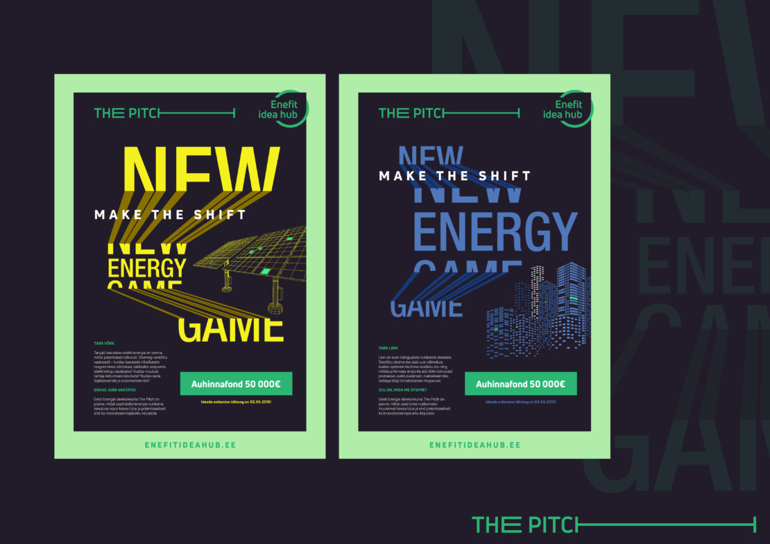The Pitch – Make the Shift