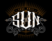 The Sun – Logo & Album Cover