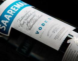 Saaremaa Vodka – Facelift