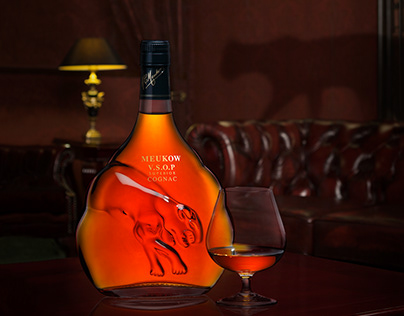 Meukow Cognac – Moment of Mystery