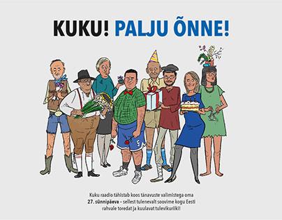 KUKU – Happy Birthday!