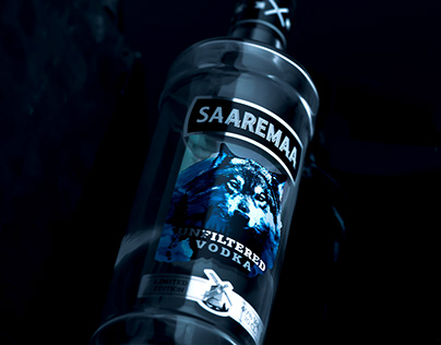 Saaremaa Vodka – Unfiltered