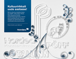 Nordea – Have a Cultural New Year!