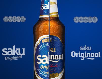 Saku Originaal – Rebranding