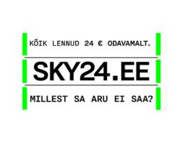 sky24.ee – Launch