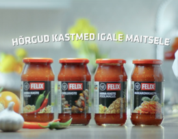 Felix – Sauces